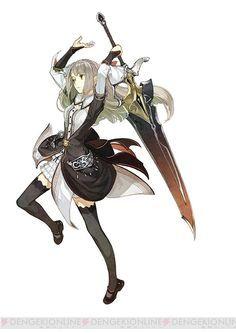 大剣の画像検索結果 Character キャラクターデザイン アトリエ