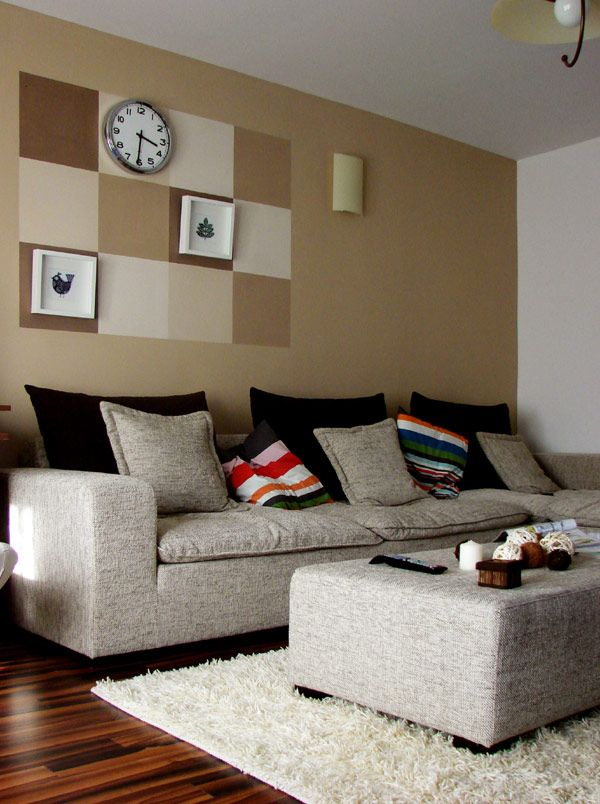 Coffee Tables For Sectional Sofas neutral white fur rug box coffee table stripes sofa cushions cool