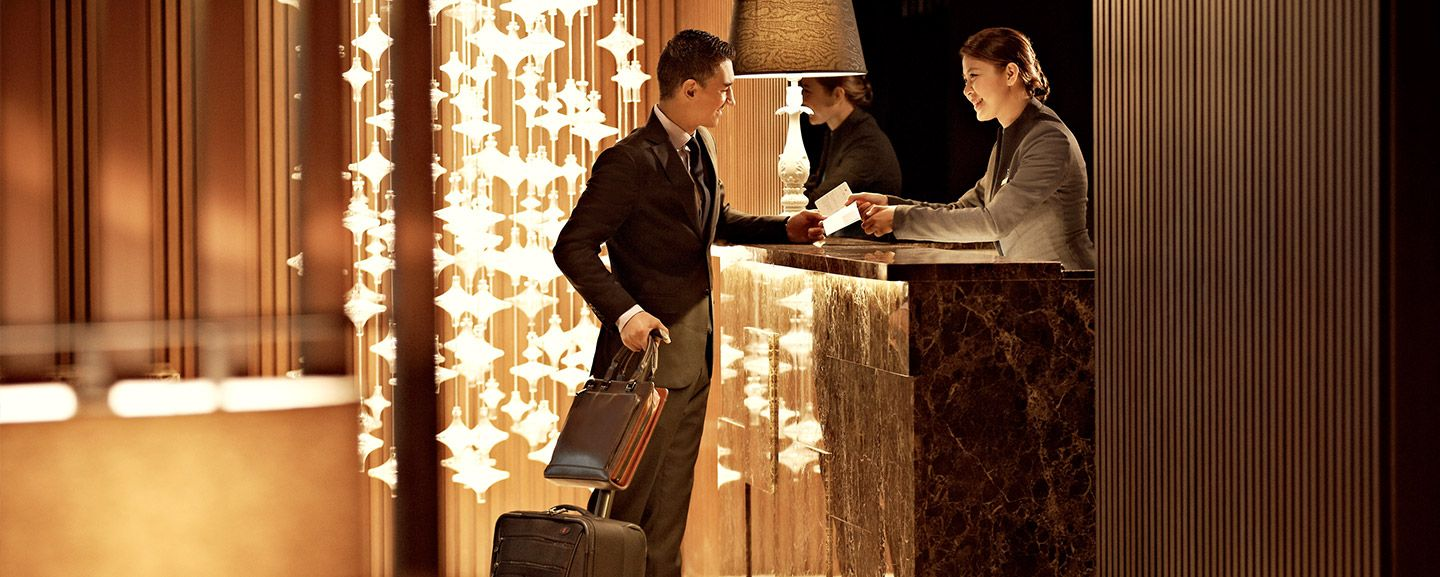 It Takes A Special Kind Of Person To Be A Hotel Front Desk Agent Hotel Hotel Management Hotel Uniform