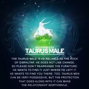 Taurus man possessiveness