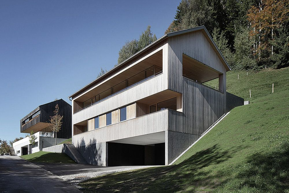 Einfamilienhaus Architektur Jurgen Hagspiel Architektur Einfamilienhaus Style At Home
