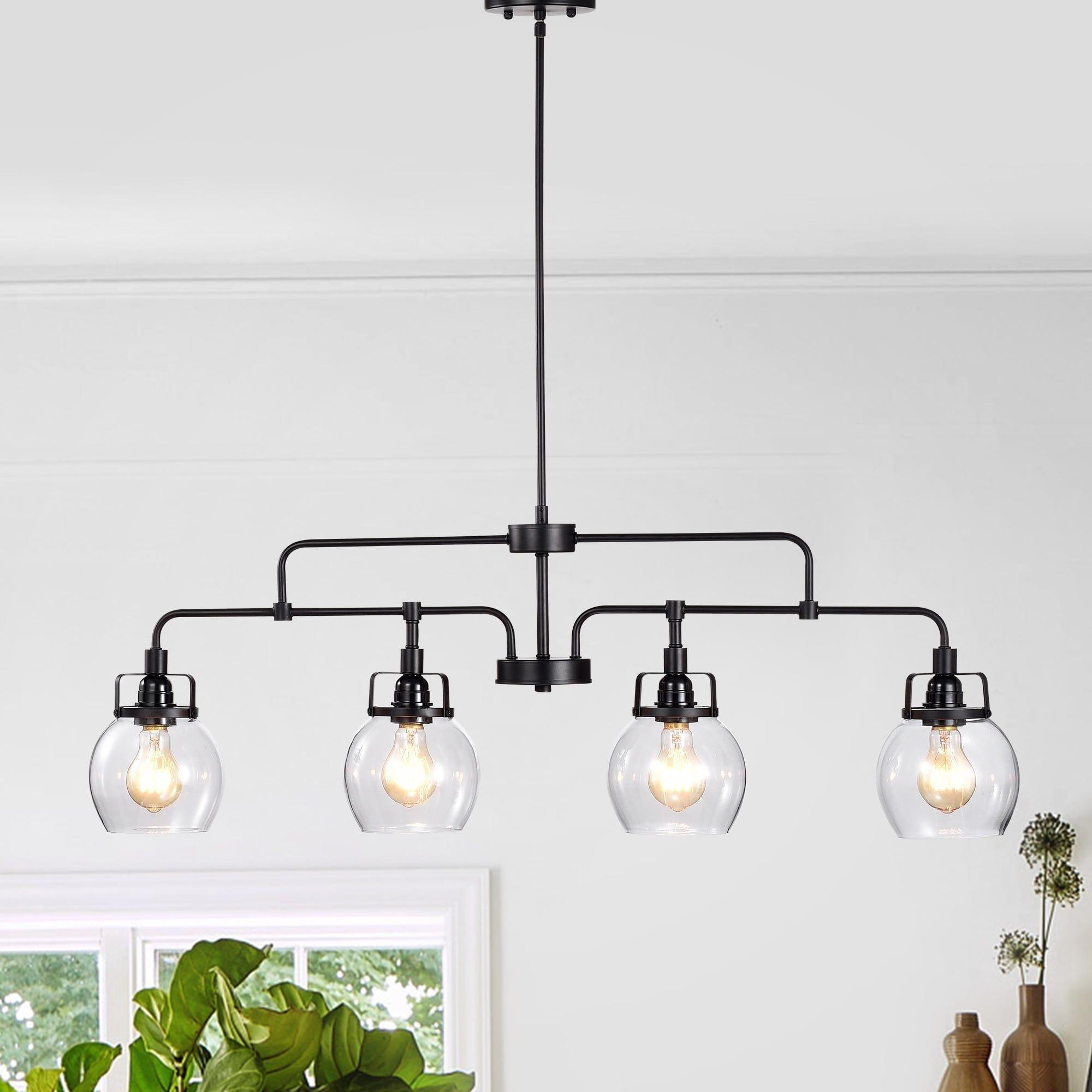 Ceiling Lights Black Chandelier Kitchen Lighting Kitchen Island Pendants Black chandelier for kitchen