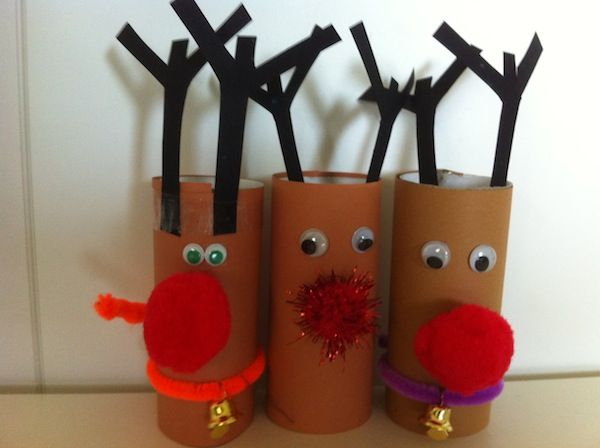 Christmas Craft Ideas With Paper Towel Rolls Crafting