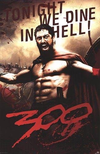 300 Leonidas 300 Movie Gerard Butler Great Movies