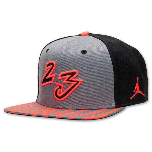 6254e68bfe435f Jordan X Snapback Hat. A classic design gets the iconic hoops treatment in  the Jordan