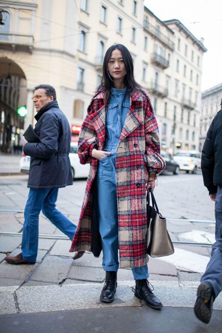 18 Ideas Y Tips Para Usar Tu Abrigo Escocés Con Mucho Estilo
