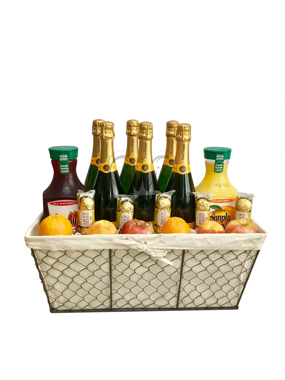 Champagne Party Pack Champagne gift baskets, Christmas