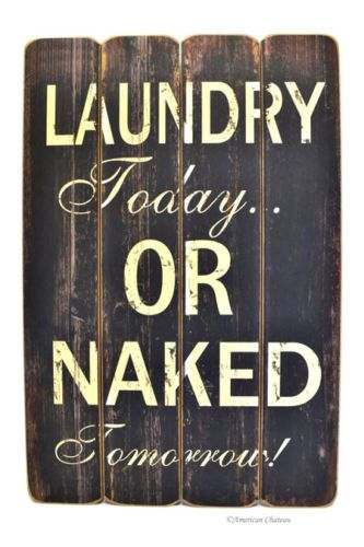 Large 24 Wood Vintage Laundry Room Wall Sign Plaque Laundry Room Vintage Laundry Room Decor Laundry Room