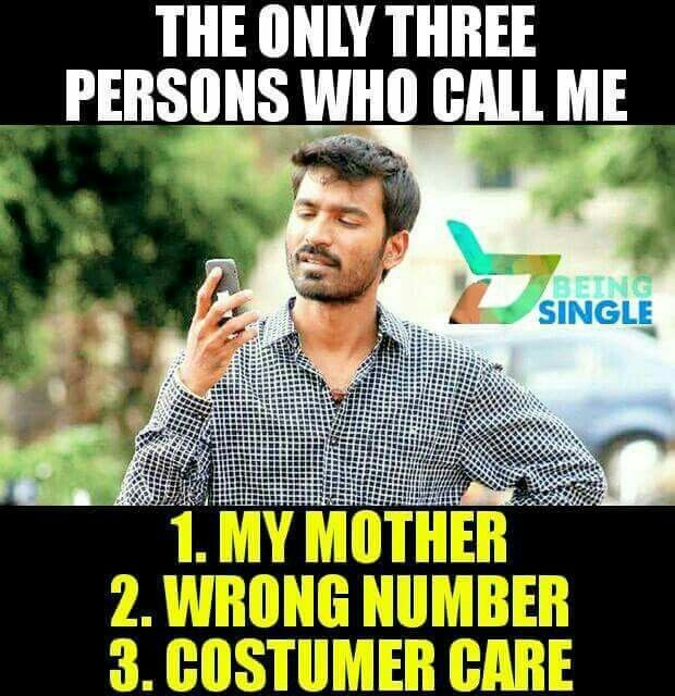 Raise Your Hands If You Are One! #beingsingle #boys #facts