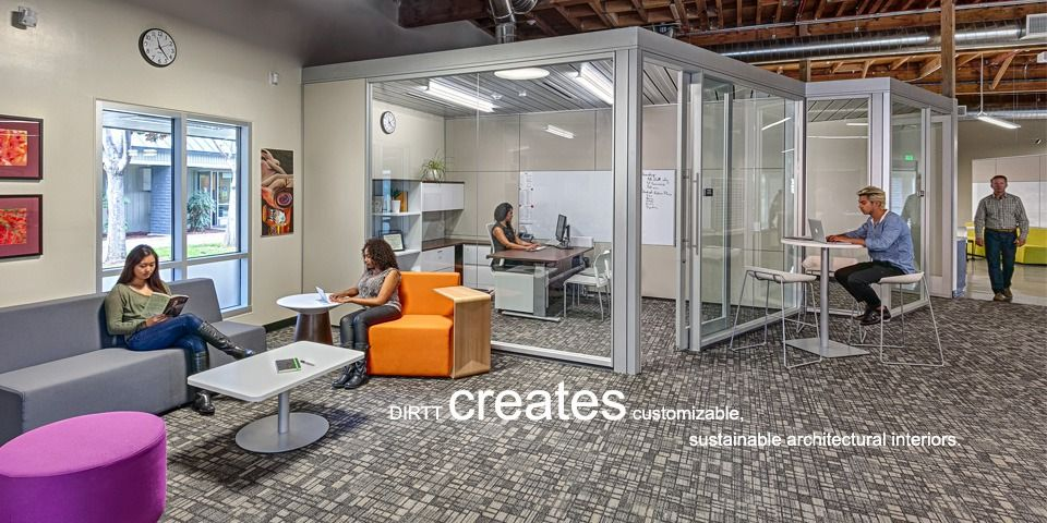 One Workplace Office Design And Steelcase Office Furniture Dealer Around San  Francisco, California