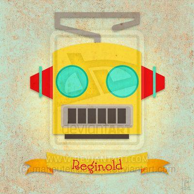3 - Reginold by scifiguru.deviantart.com on @deviantART