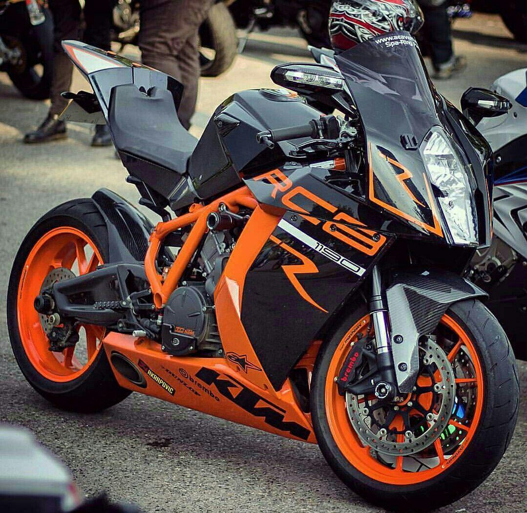 Mahool Ktm, Ktm rc8, Sport bikes