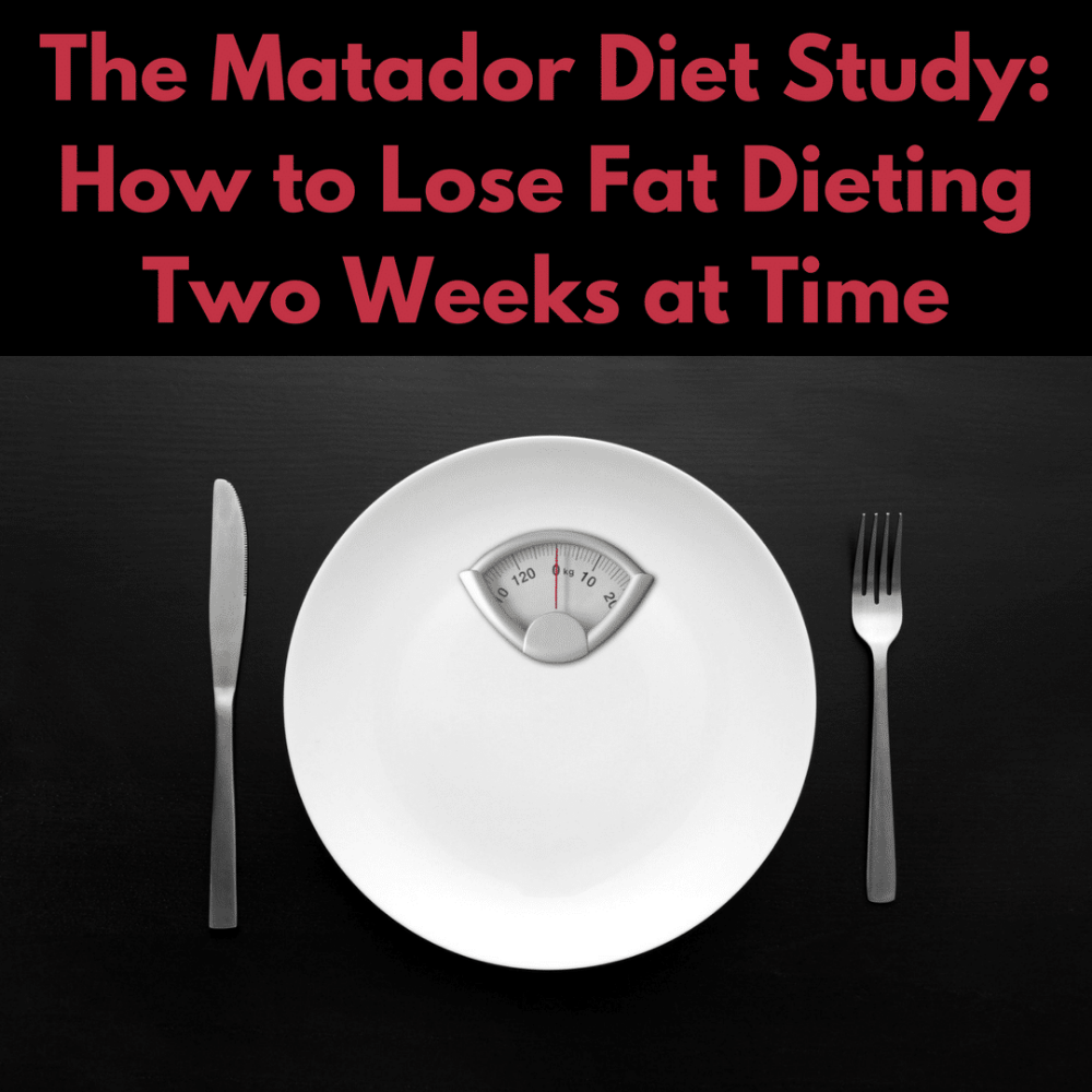 Pin On Intermittent Dieting Matador Diet Study