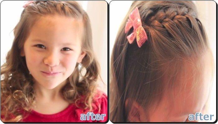 子供 浴衣の髪型 10選 簡単ヘアアレンジ 米トレンドを厳選
