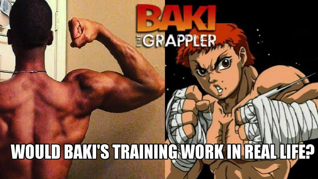 Would BAKI the Grappler's Training Work in Real Life