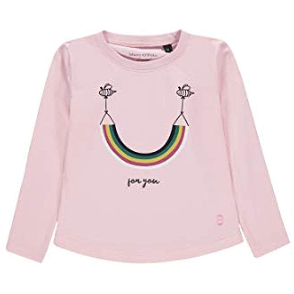 Marc O Polo Kids Madchen Langarmshirt Bekleidung Madchen Accessoires Ohrenschutzer Bekleidung Madchen Tops T Shirts Blusen Sweatshirt Shirt Bluse Shirts