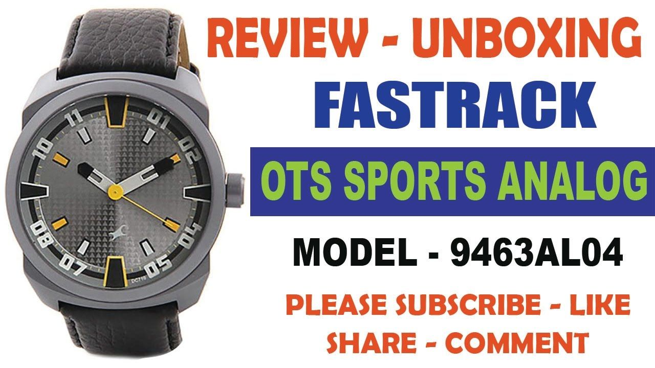 Wrist Watch Review Wrist Watch Unboxing of Fastrack