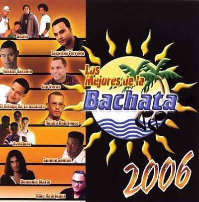 Various - Los Mejores De La Bachata 2006