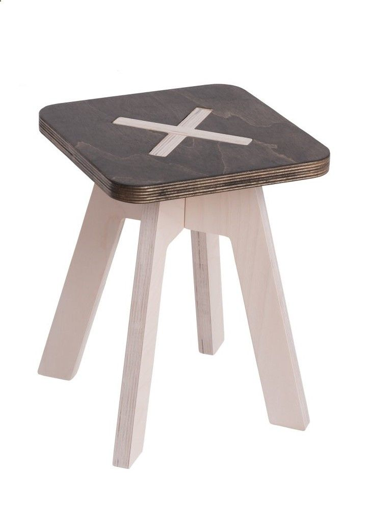 Incredible Kids Compact And Flatpack Stools For Small Apartments Or Theyellowbook Wood Chair Design Ideas Theyellowbookinfo