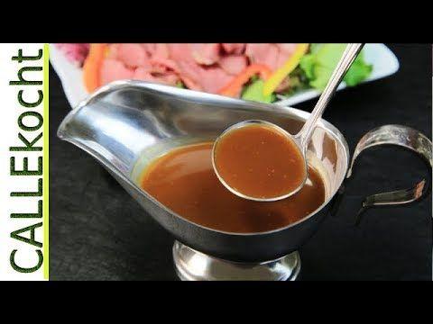 Teil 2: Bratensoße selber machen. Aus der Jus wird Sauce #turkeygravyfromdrippingseasy