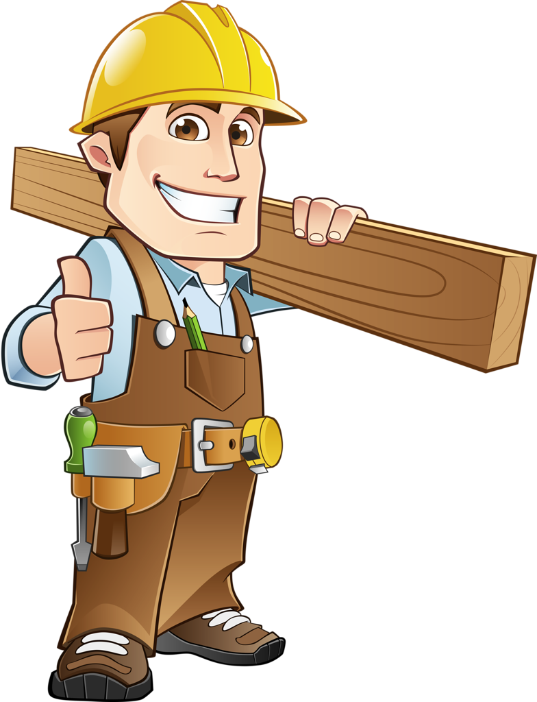 Поздравление, картинки плотника для детей