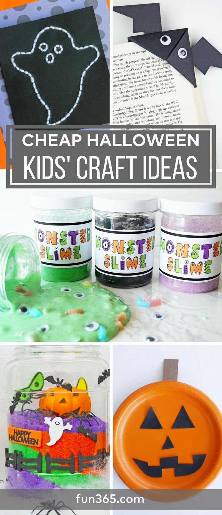 Keep Kids Occupied This Halloween With These Fun And Cheap Kids