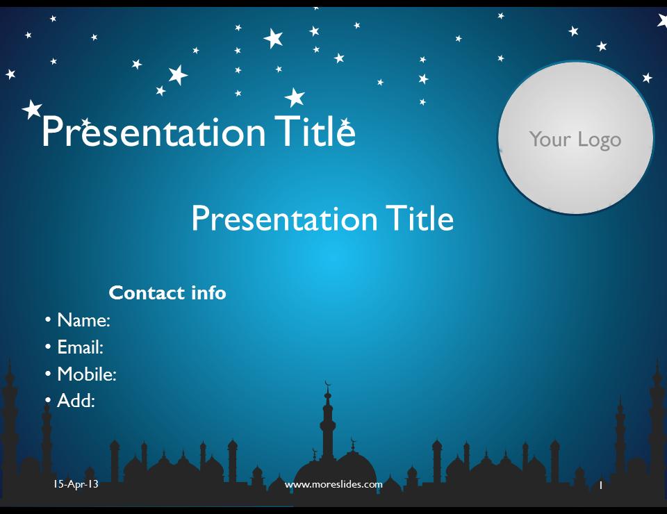 microsoft powerpoint slide templates