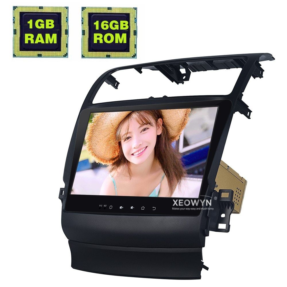 10.1inch Android 6.0 Car Radio Stereo For Acura TSX 2004