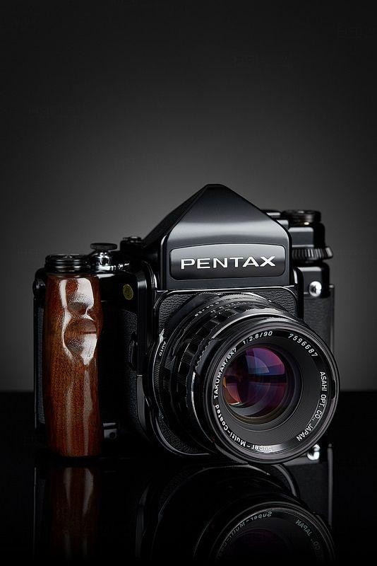 PENTAX 6x7 | Classic Cameras | Pentax camera, Camera, Antique cameras