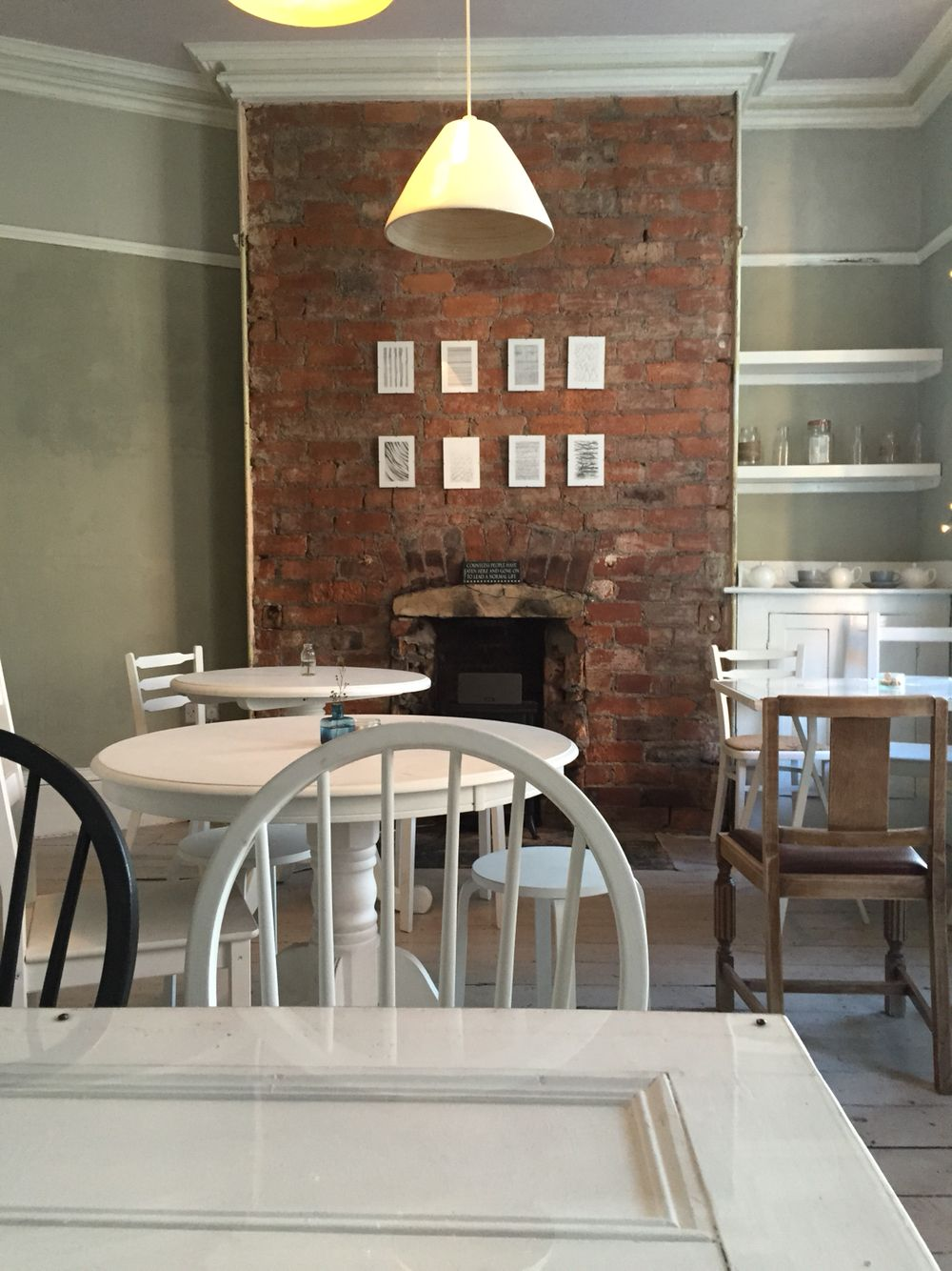 """Per the Yorkshire Post """"Graze is a homely cafe designed with similar ideals to that of Mrs Artha's, with a friendly atmosphere, quick grub turnaround and quality in spades.  From your simple sandwich fare to a selection of the finest pastries north of Paris, it caters for all."""""""