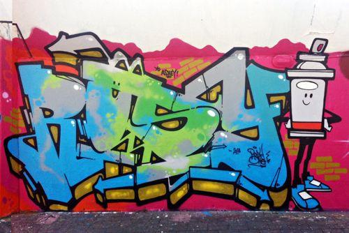 Rosy One Mtn Graffiti Jpg 500 334 Graffiti Imagenes De Letras