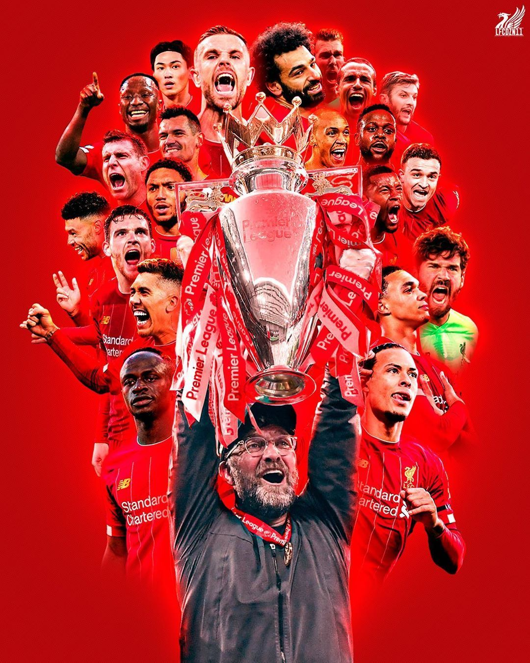 Pin on My Liverpool FC Artwork