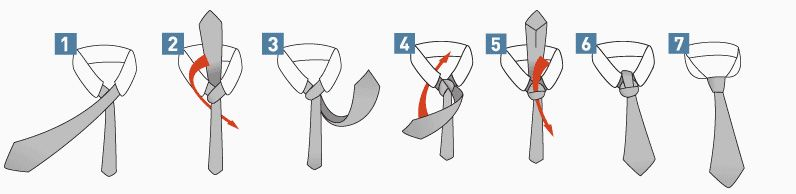 How To Tie A Windsor Knot Double Windsor Tie Knot Windsor Tie Knot Double Windsor Tie Windsor Tie