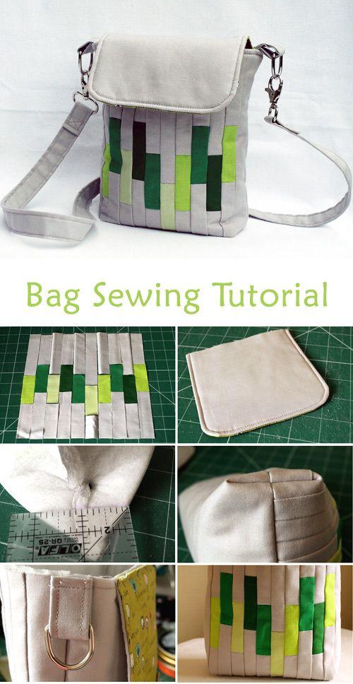 Binocular Bag Sewing Tutorial