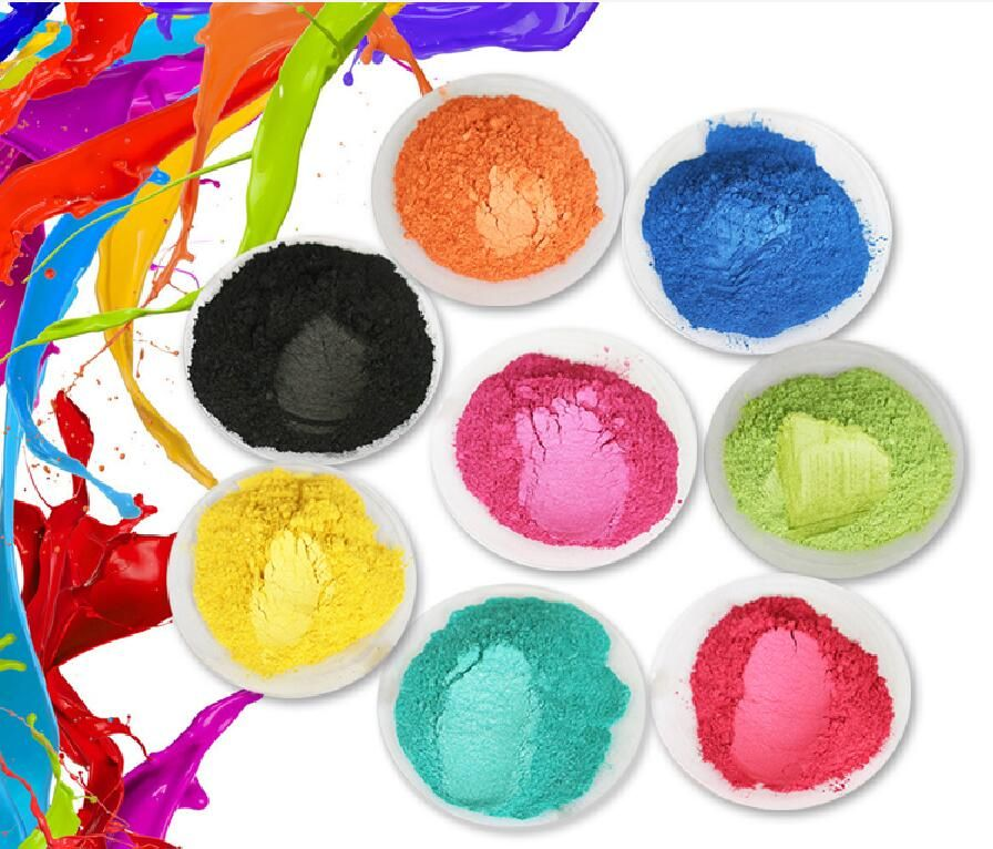 Cheap pigments for nails, Buy Quality pearlescent powder