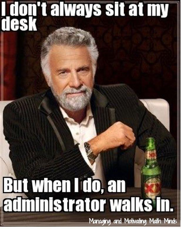 Desk Meme: The Secret To Conferring During Reading Workshop