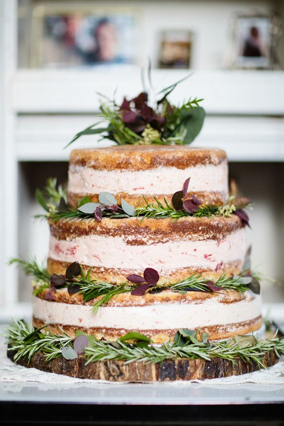 Charming Rustic Layered Ice Cream Cake | Wedding U0026 Party Ideas | 100 Layer Cake