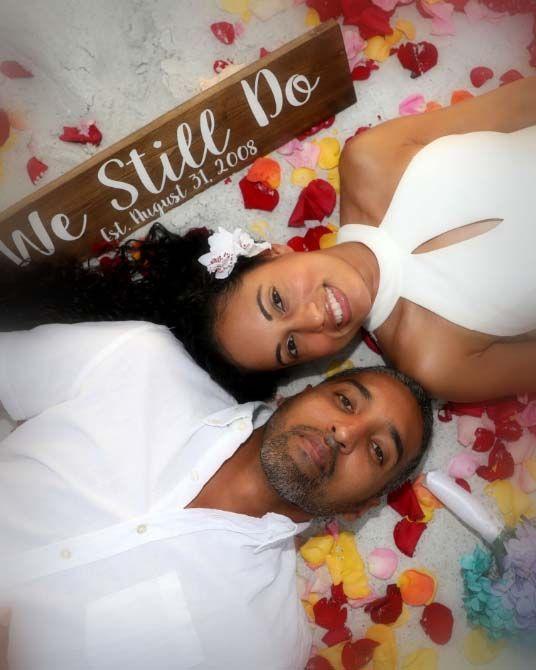 "Siesta Key Beach Wedding Ceremony: Florida Vow Renewals By Suncoast Weddings ... ""We Still Do"