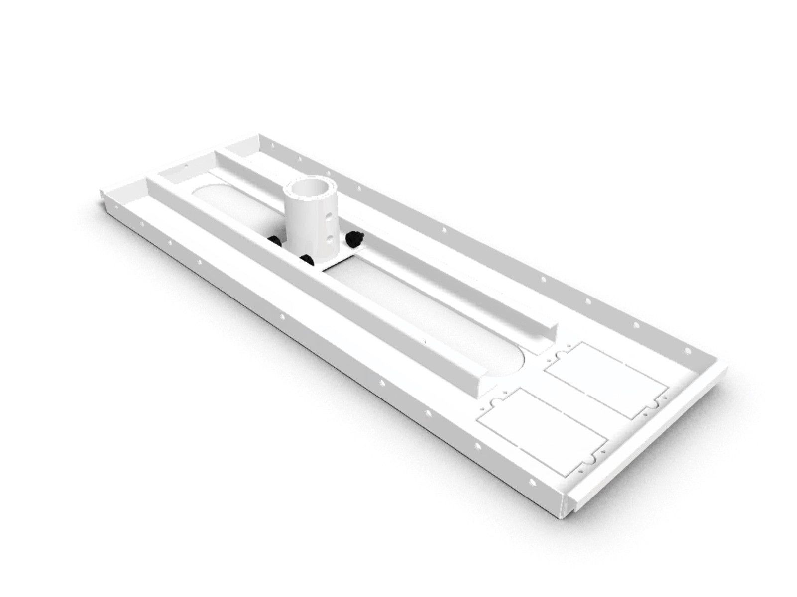 Ceiling Tile Plate For Projector Mount