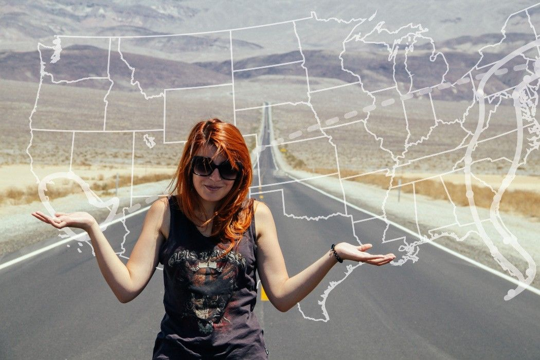 Como fazer uma viagem de carro pelos Estados Unidos - Pequenos Monstros