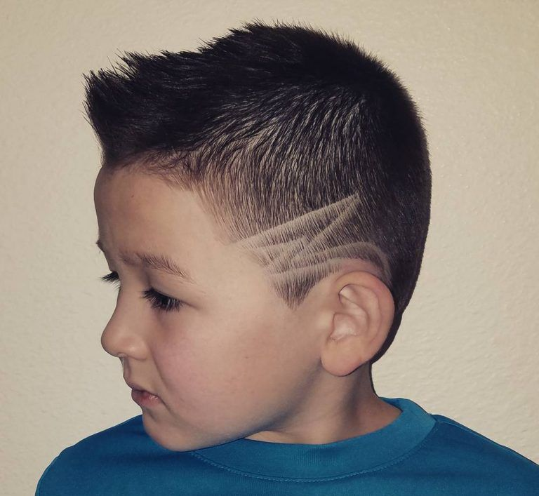 25 Cool Boys Haircuts 2018 Trends Pinterest Kid Haircuts