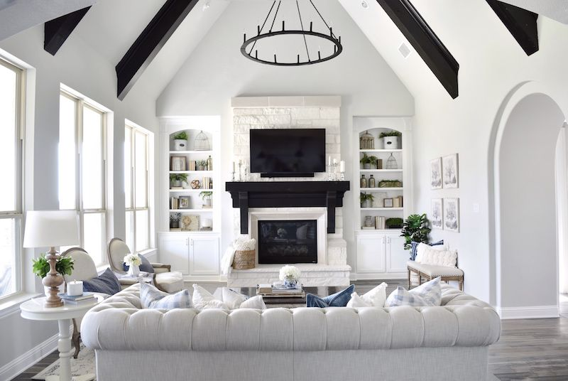 Tour this Refined and Fresh Family Home in Dallas | Traumhäuser ...