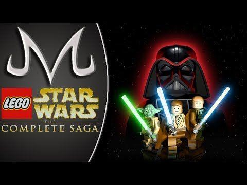 LEGO - Star Wars - The Complete Saga #1 - Federação - YouTube | The ...