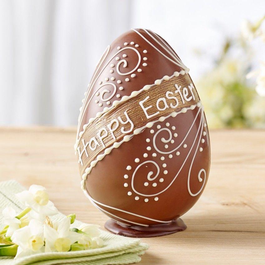 Milk Chocolate Happy Easter Egg 180g  16cm  £15