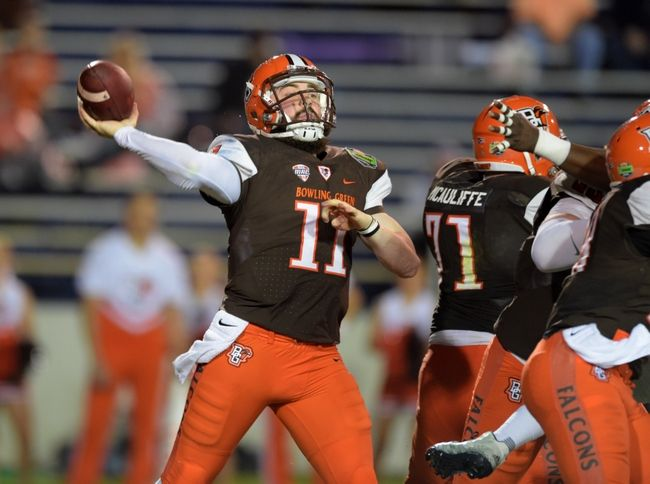 Bowling Green Falcons 2016 College Football Preview Schedule Prediction Depth Chart Outlook College Football