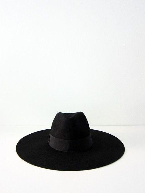 1a0f5867c0234 Sombrero Negro Ala Corta Vintage Hipster Funky Derby Unisex -   269.00