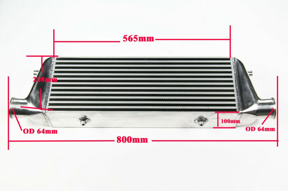 Ad Ebay Au Intercooler For Ford Xr6 Ba Bf Typhoon F6with In Oulet 64mm 64mm With Images Turbo Intercooler Toyota Hilux Supercharger
