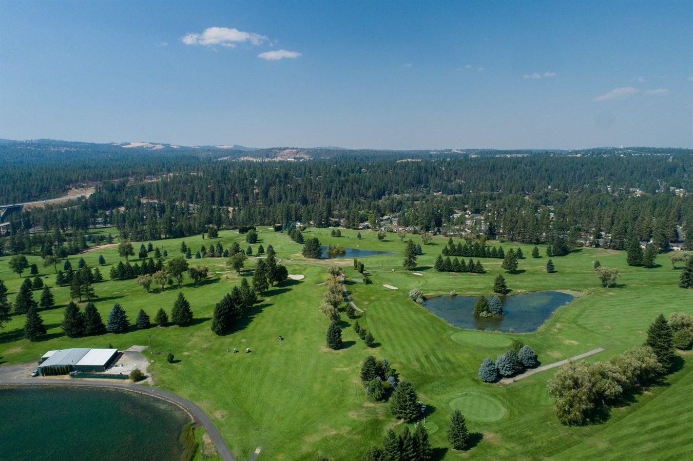 Wandermere Golf Course In Spokane Washington Golf Courses Top Golf Courses Golf