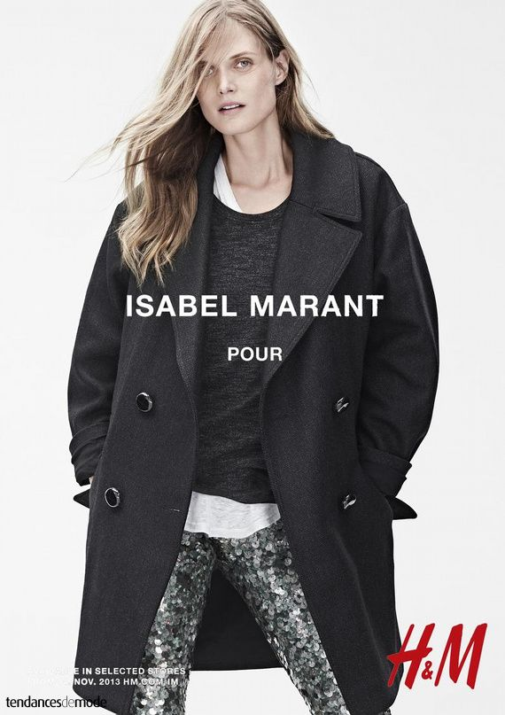 Photos Campagne Isabel Marant x H&M - Tendances de Mode
