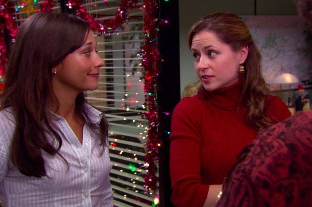 Office Christmas Episodes.Pin On Buzzfeed Quizzes
